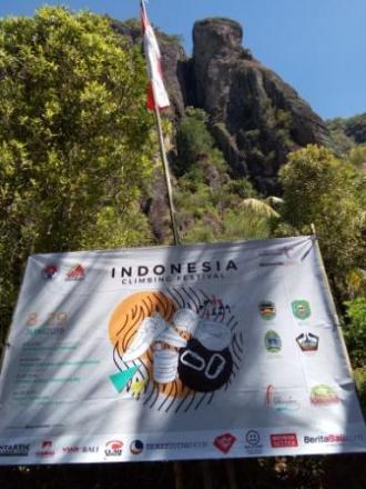 Tebing Sepikul Jadi wakil Jatim event nasional
